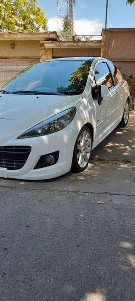 VENDO 207 GTI OPORTUNIDAD PRECIO INFO