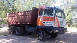 Camion Iveco Astra 6x4 volcador