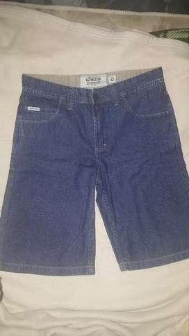 Bermuda jeans keviston  talla32
