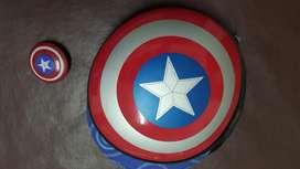 Cartuchera Capitan America Original Disney Store UNICAAAA