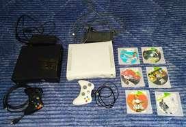 Dos consolas Xbox 360
