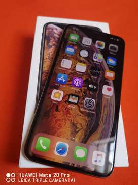 Iphone XS max 256gb seminuevo