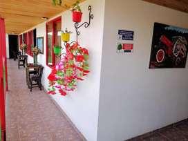 """Gran oportunidad Negocio """"Hotel"""" Montenegro Q, a 5min ^parqué del café"""