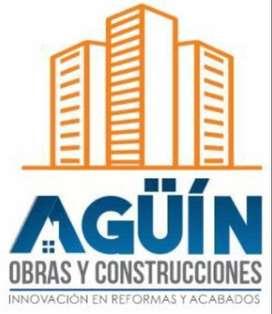 SERVICIO DE CONSTRUCCION REFORMAS Y ACABADOS