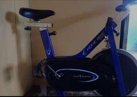 Vendo una bicicleta estática