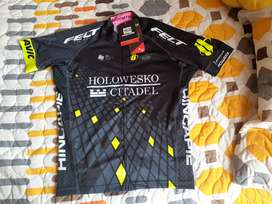 Jersey camiseta de ciclismo
