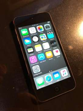Ipod touch 5a generacion de 64 gigas