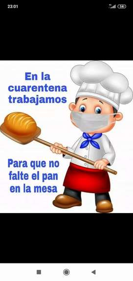 Panadero responsable