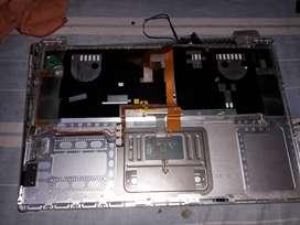 Teclado Completo Con Trackpad Macbook Pro.1 A1226