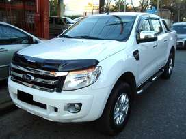 FORD RANGER 4X4 XLT 2013, IMPECABLE!!!