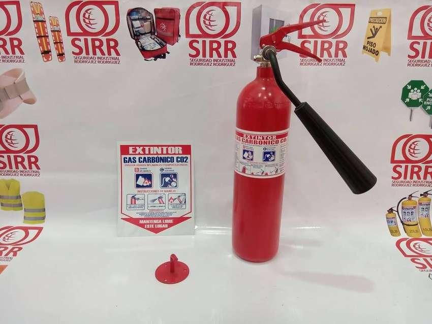 extintor co2 de 5 lb 0