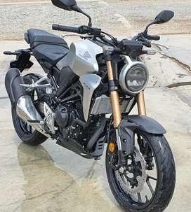 Moto Honda cb300r 2020