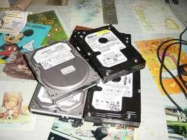 HARD DE PC EN GRAL.DISCOS MEMORIAS FUENTES MOTHERS MICROS GABINETES REPARO PCS EN EL ACTO.