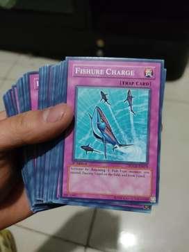 Cartas 100% originales de Yugi-oh en inglés en perfectas condiciones.