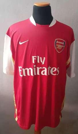 Nike Arsenal Inglaterra #9 Henry original nueva talle XL