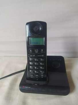 Vendo teléfono inalámbrico
