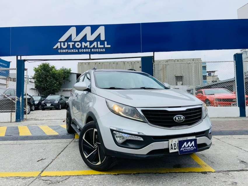 Kia Sportage R T/A 2018 automall