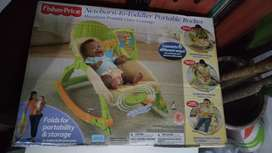 Silla Mecedora Vibradora Fisher Price.