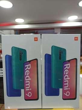 Xiaomi Redmi 9 Nuevos y Sellados