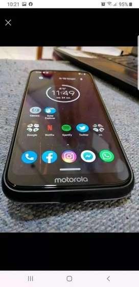 Vendo Motorola g7power impecable canje por otra misma gama o Samsung