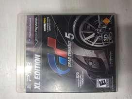 Gran Turismo 5 PS3 ( usado)