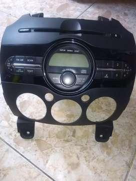 Radio para mazda 2