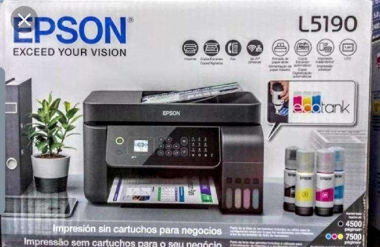 IMPRESORA MULTIFUNCIÓN EPSON L5190 0