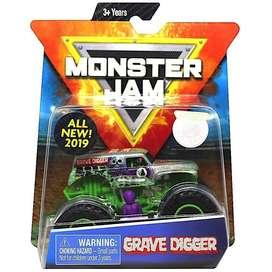 Monster Jam Grave Digger Spin Master