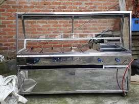 De venta calentador de comida industrial