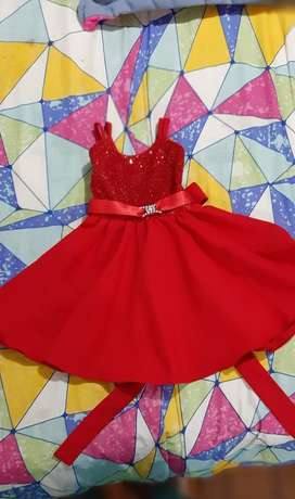 Hermoso Vestido Niña Talla 1