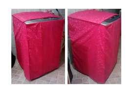 Forros para lavadoras y secadoras fabricados a medida.