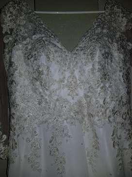 Vestido de Novia Nuevo Xl
