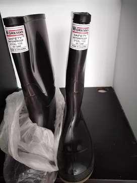 Botas de caucho