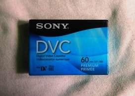 Video Cassette MiniDV