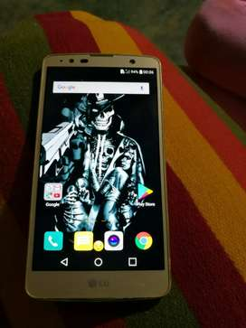Vendo LG staylos 2 plus grande con Flash frontal