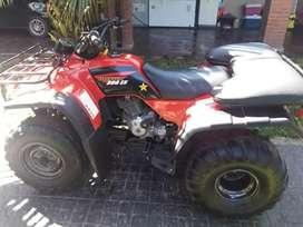 Vendo o permuto Honda TRX 300