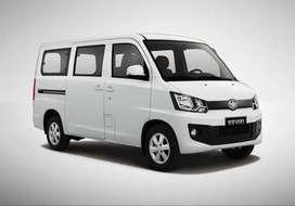Se alquila Minivan con chofer para paseos turísticos