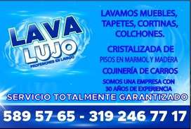 LAVA LUJO PROFESIÓNALES EN EL LAVADO, PRECIO A CONVENIR