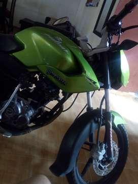 Moto pulsar 135ls modelo 2012 de uso particular