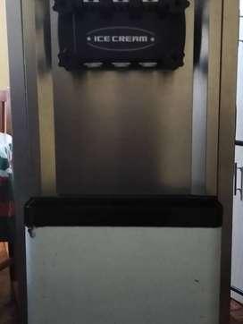 Máquina de helados ice cream