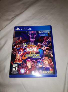Juego Marvel vs. Capcom: infinite