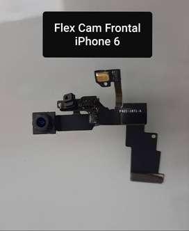 FLEX CAMARA FRONTAL IPHONE 6