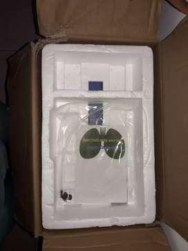 Se vende o permuta concentrador de oxígeno medicinal  de 0 a 5 litros por minuto