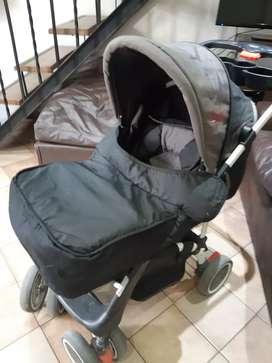 Vendo coche cuna BABY ONE