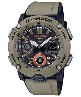 Vendo reloj casio ga2000 5a