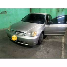 Honda Civic Lx 2003 Negociable