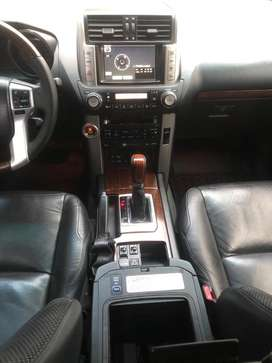TOYOTA LAND CRUISER PRADO VXL EUROPEA