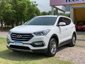 Hyundai Santa Fe 2.4 AT 7A