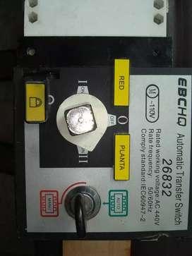 Módulo para para transferencia automática de 250 amperios