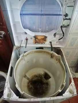 Limpieza de lavadoras